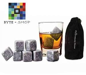 Amazon Set de Rocas para Whisky