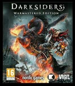 Nintendo eshop: Darksiders Warmastered Edition Wii U