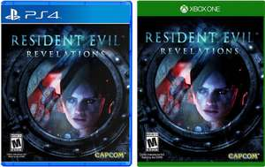 Mixup: Resident Evil Revelations para PS4 / Xbox One