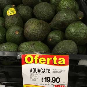TIENDA LEY: Aguacate HASS