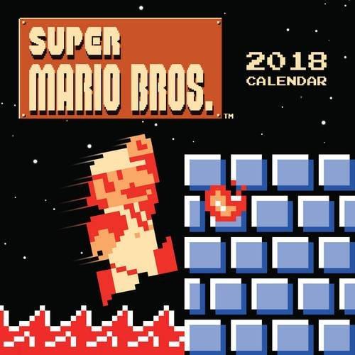 Amazon: Calendarios 2018 Mario, Zelda y más!