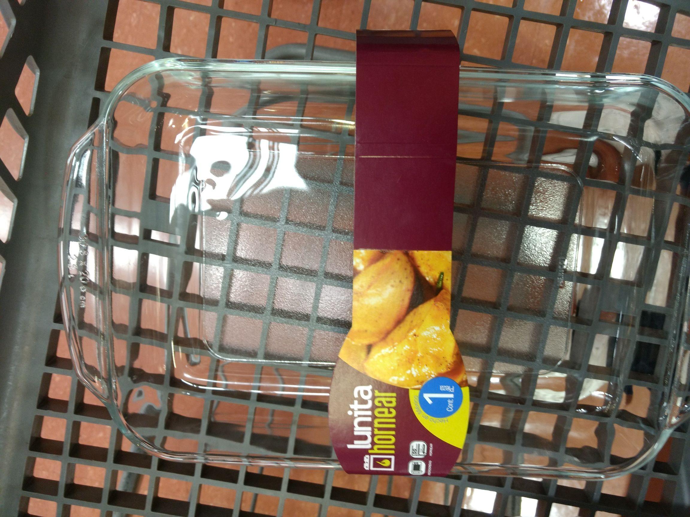 Walmart: Refractario y más