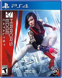 Amazon Mx: Mirror's Edge Catalyst PS4 - XBOX ONE