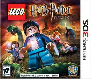 Amazon: Lego Harry Potter Años 5-7 3DS