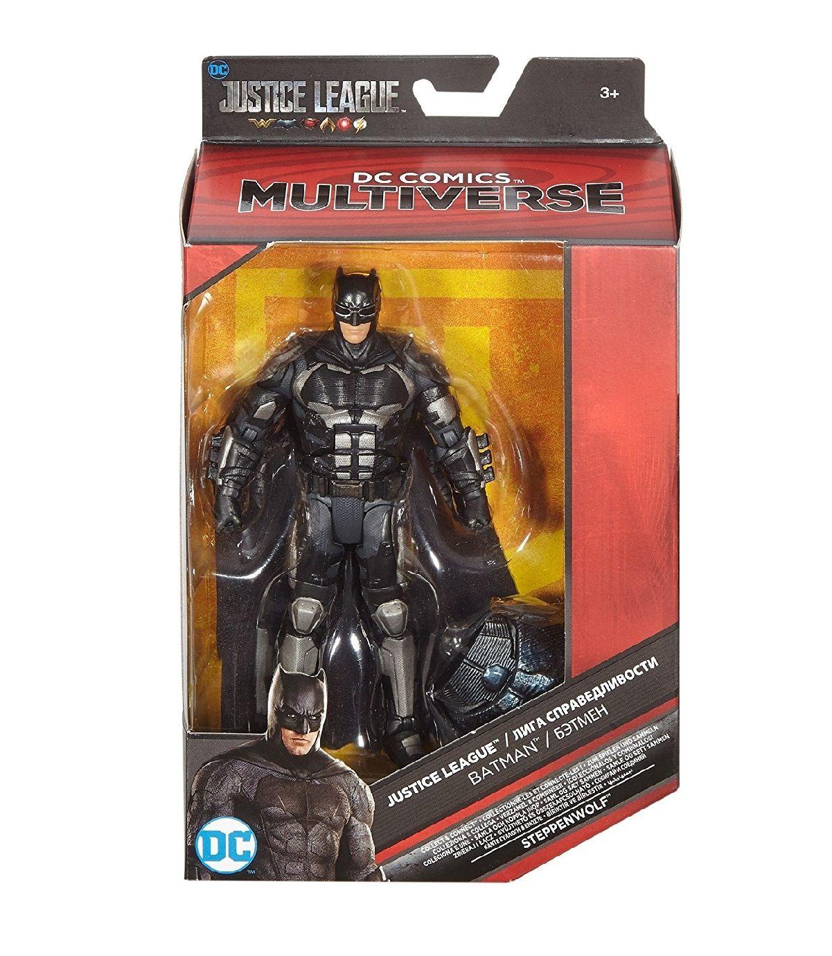 Amazon: Batman DC Multiverse Justice League a $261 o menos