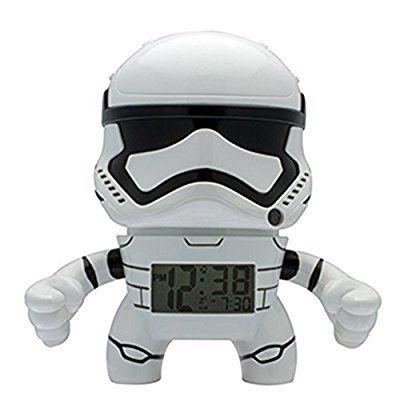Amazon: Bulb Botz Stormtrooper Reloj Despertador