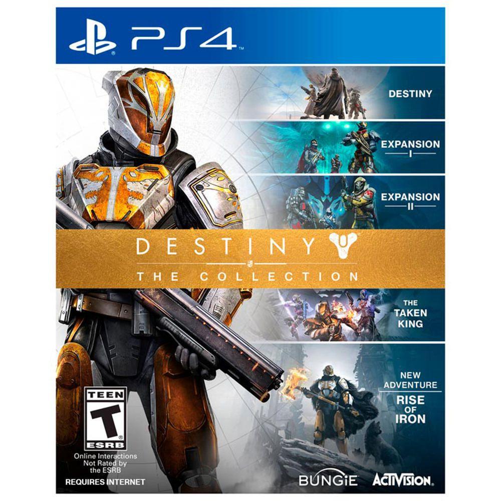 Elektra Online : Destiny La colección PS4