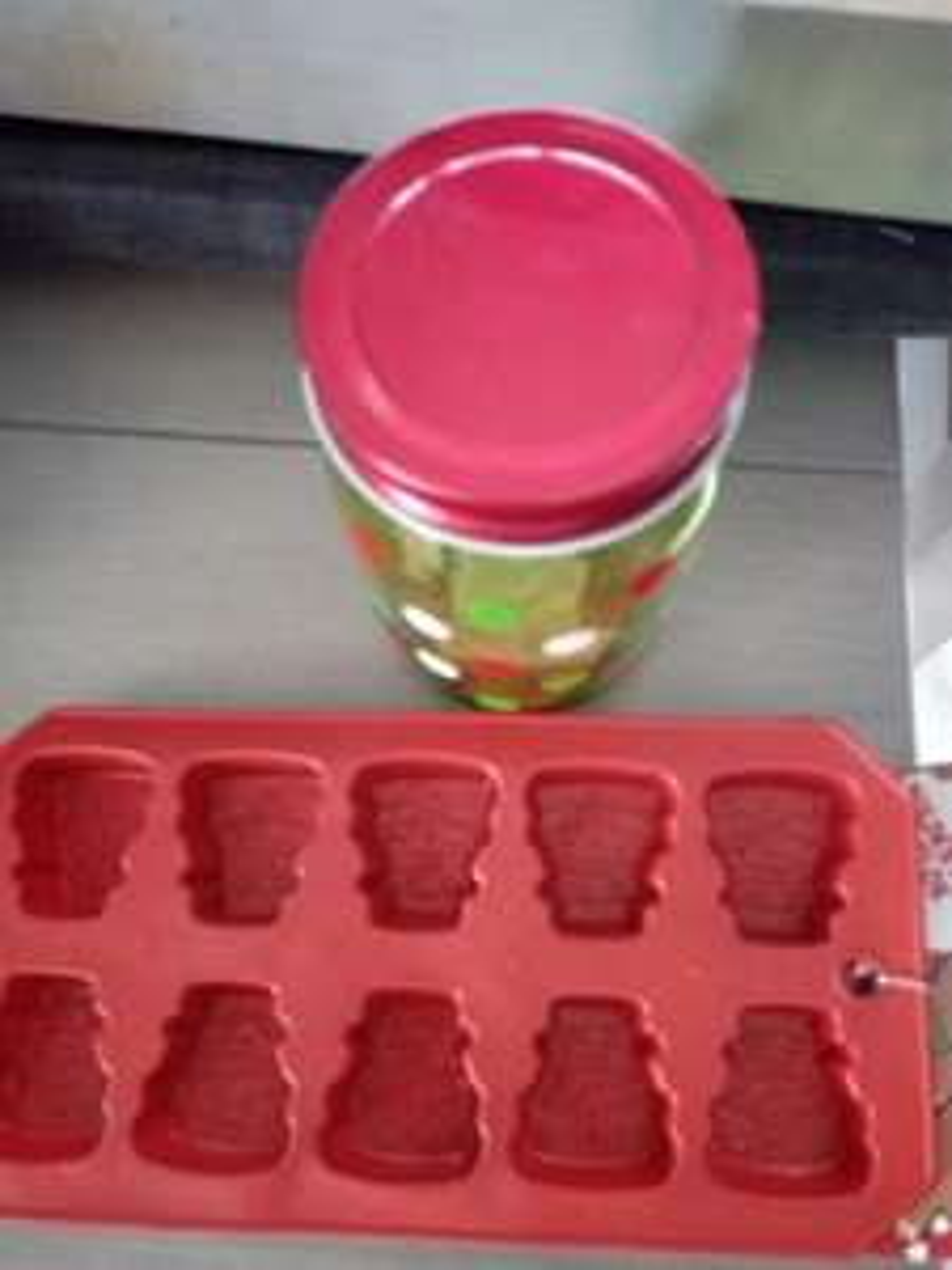 Bodega Aurrerá: Canister y molde para hielos $3.01