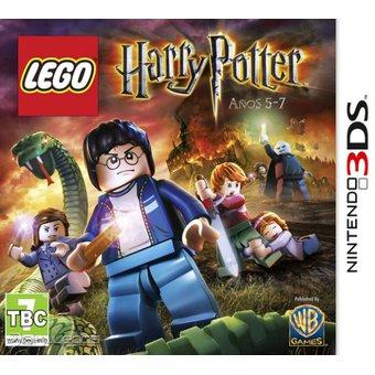 Linio: LEGO Harry Potter Años 5-7 3DS