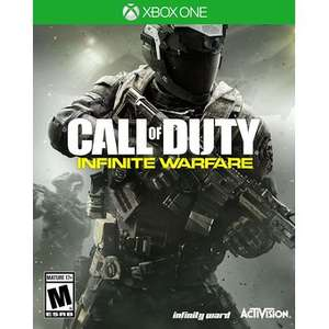 Linio: Call of Duty Infinite Warfare XBOX ONE