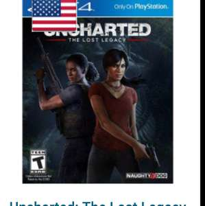 CD Keys Uncharted: The Lost Legacy PS4