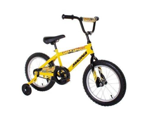 """Amazon: Bicicleta para niño de 16"""" Dynacraft Magna Major Damage"""