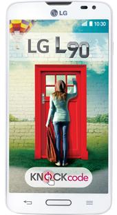 Movistar: LG L90 Blanco antes $4999 y esta en $1499 en movistar