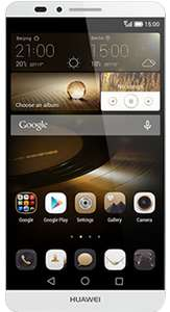Movistar: Huawei Mate 7 LTE Plata $8,999  /  $3,999