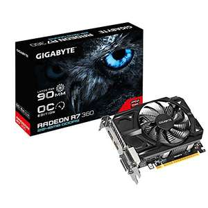 Amazon:  TARJETA DE VIDEO R7 360 2 GB GDDR5