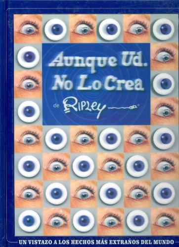 Amazon: LIbro de Ripley aunque usted no lo crea
