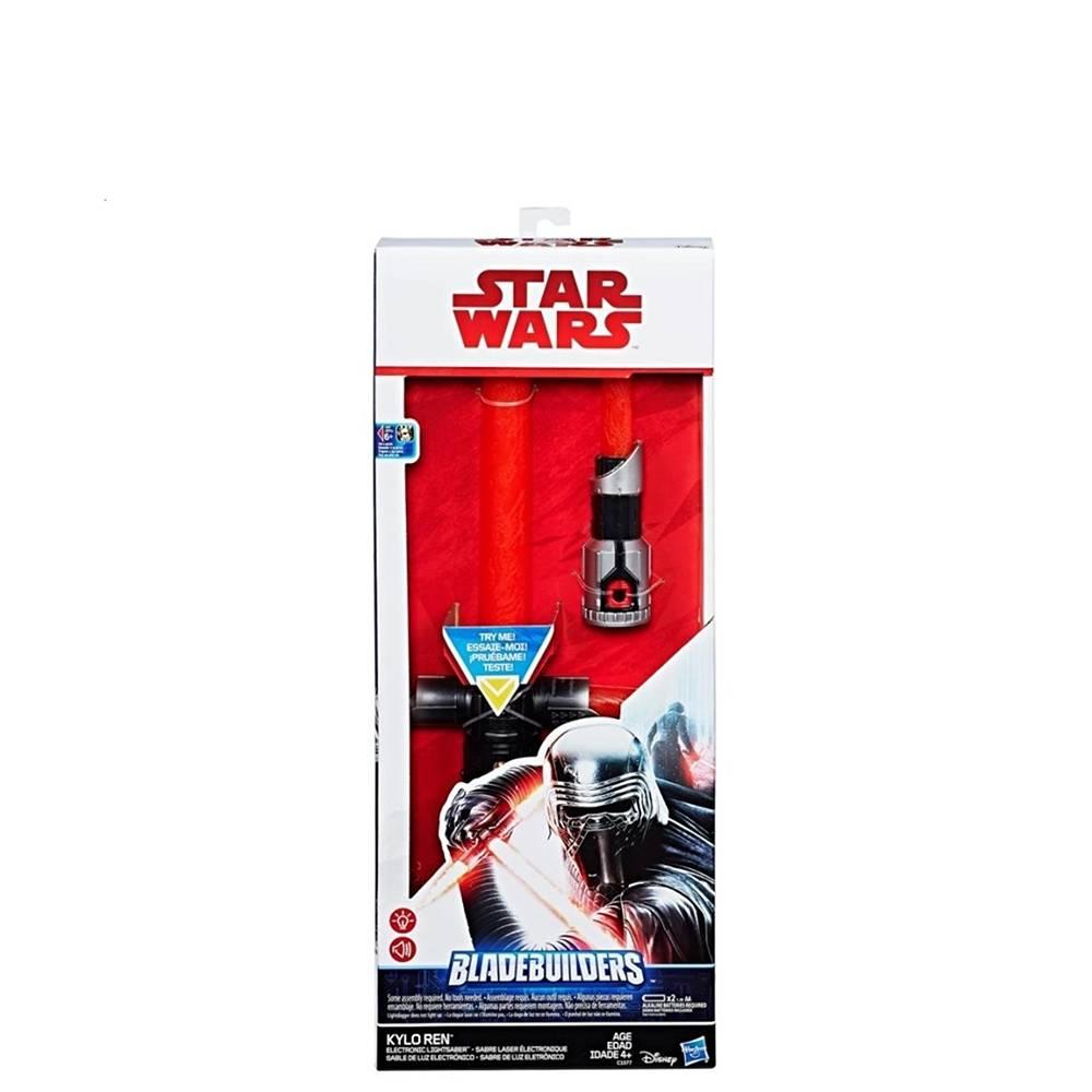 Walmart:  Sable Electrónico Hasbro Star Wars Kylo Ren