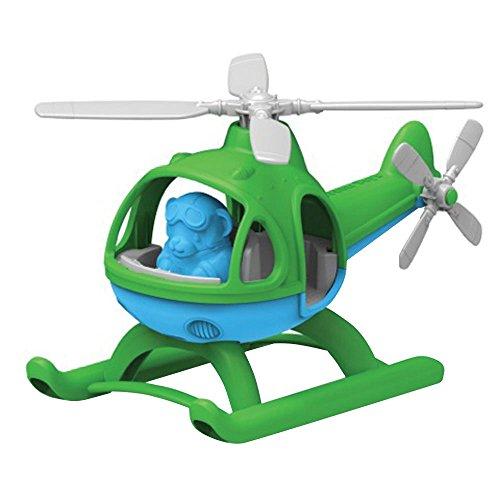 Amazon: OFERTA RELAMPAGOHelicoptero Green Toys regalo de reyes