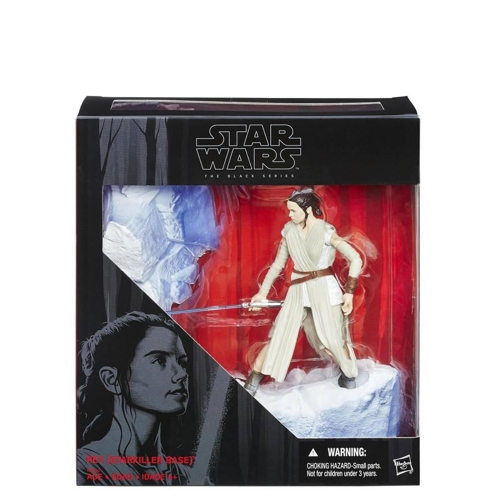 Walmart: Varias figuras de Star Wars Black Series a 99