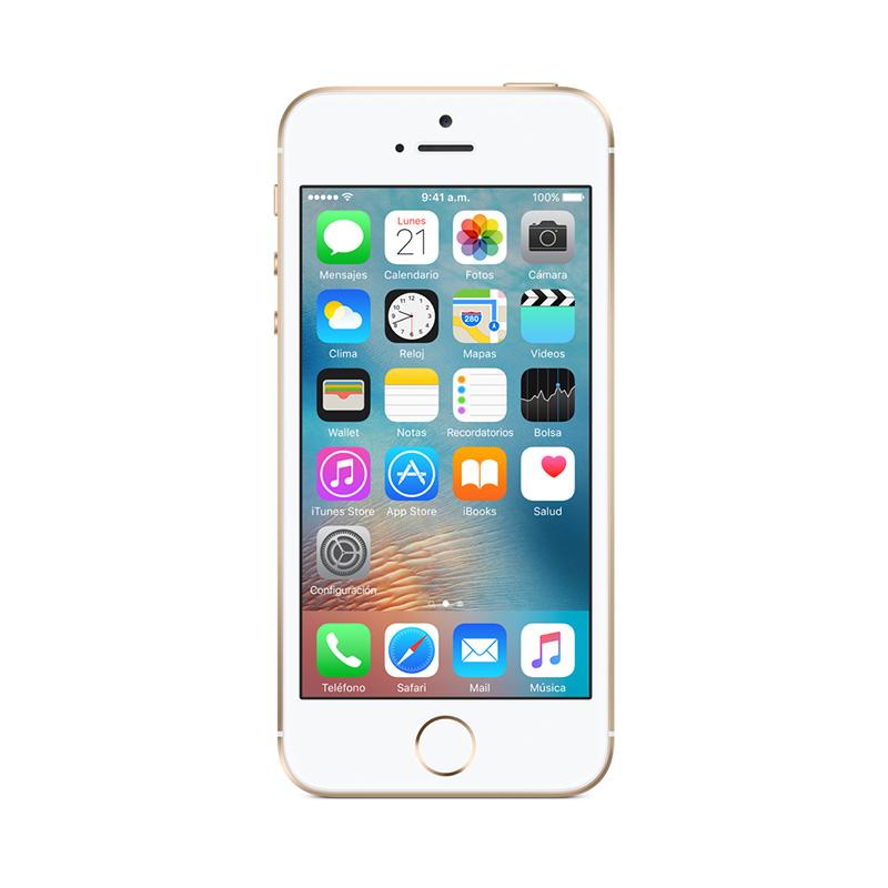 Costco: iPhone SE 64GB dorado con Cupón PayPal HNYPP17