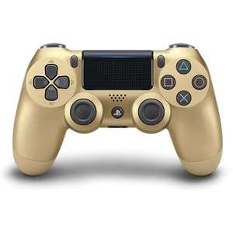 Linio: Control DualShock 4 PlayStation 4 - Gold con  masterpass