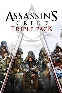 Microsoft store: Assassin's creed triple Paco (oferta del 30 de diciembre)