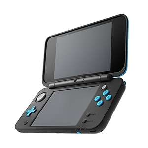 Amazon: Consola Nintendo 2DS XL - Black/Turquoise - Standard Edition