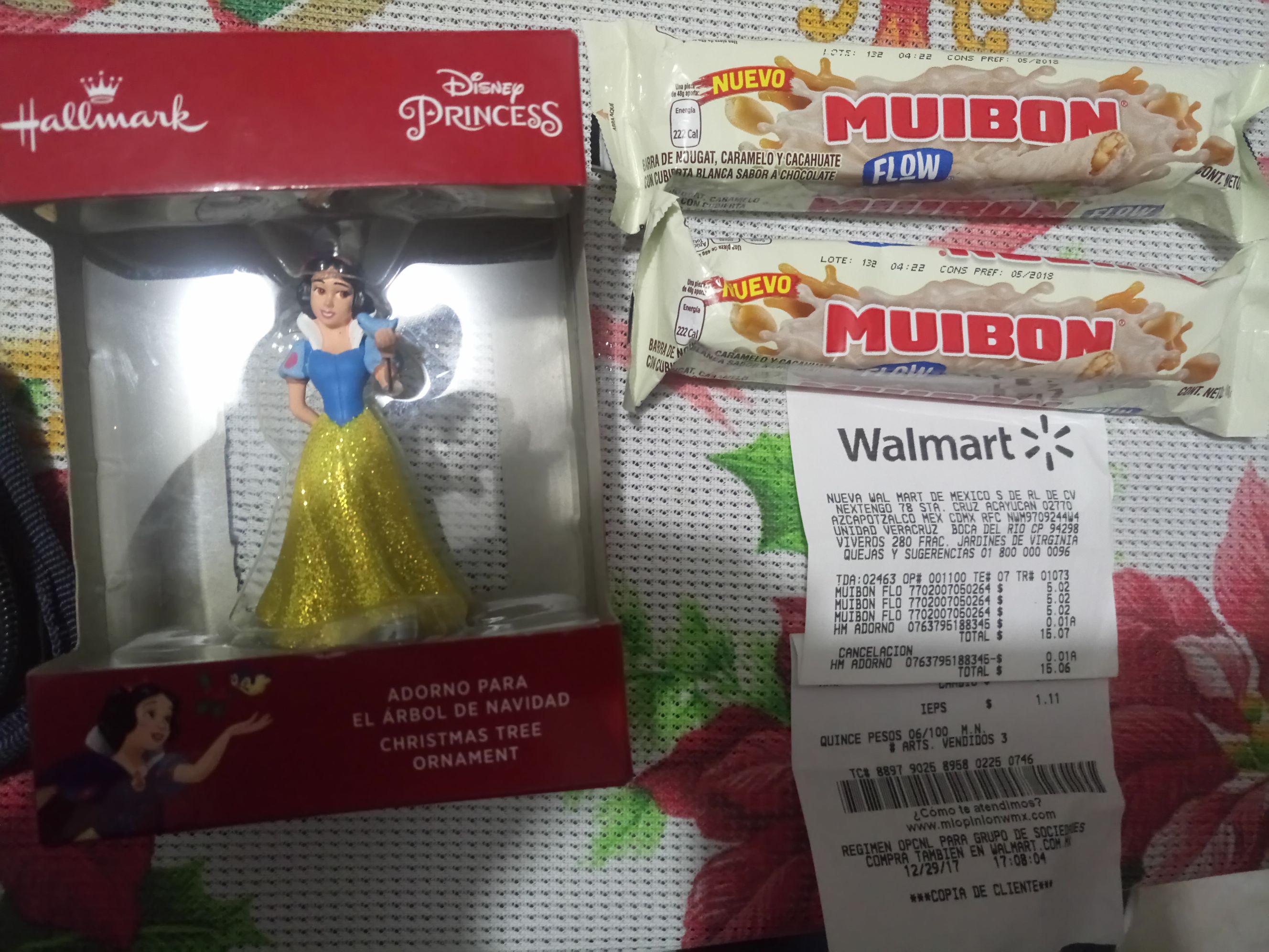 Walmart: Chocolate Muibon a $5.02