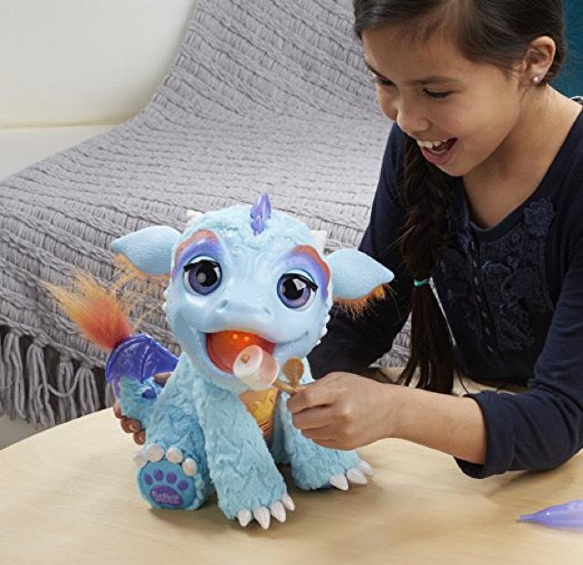 Amazon: FurReal Friends Drago Mi Dragón Mágico