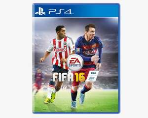 Coppel: FIFA 16 para PlayStation 4