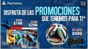 Game Planet: control de PS3 con un balón en $499.
