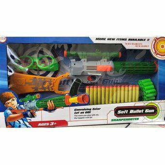 Linio: Nerf francotirador