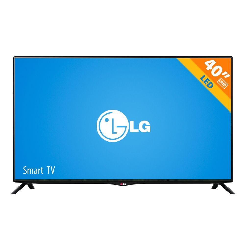 """Walmart: pantalla LED LG 4K de 40"""" $8,999"""