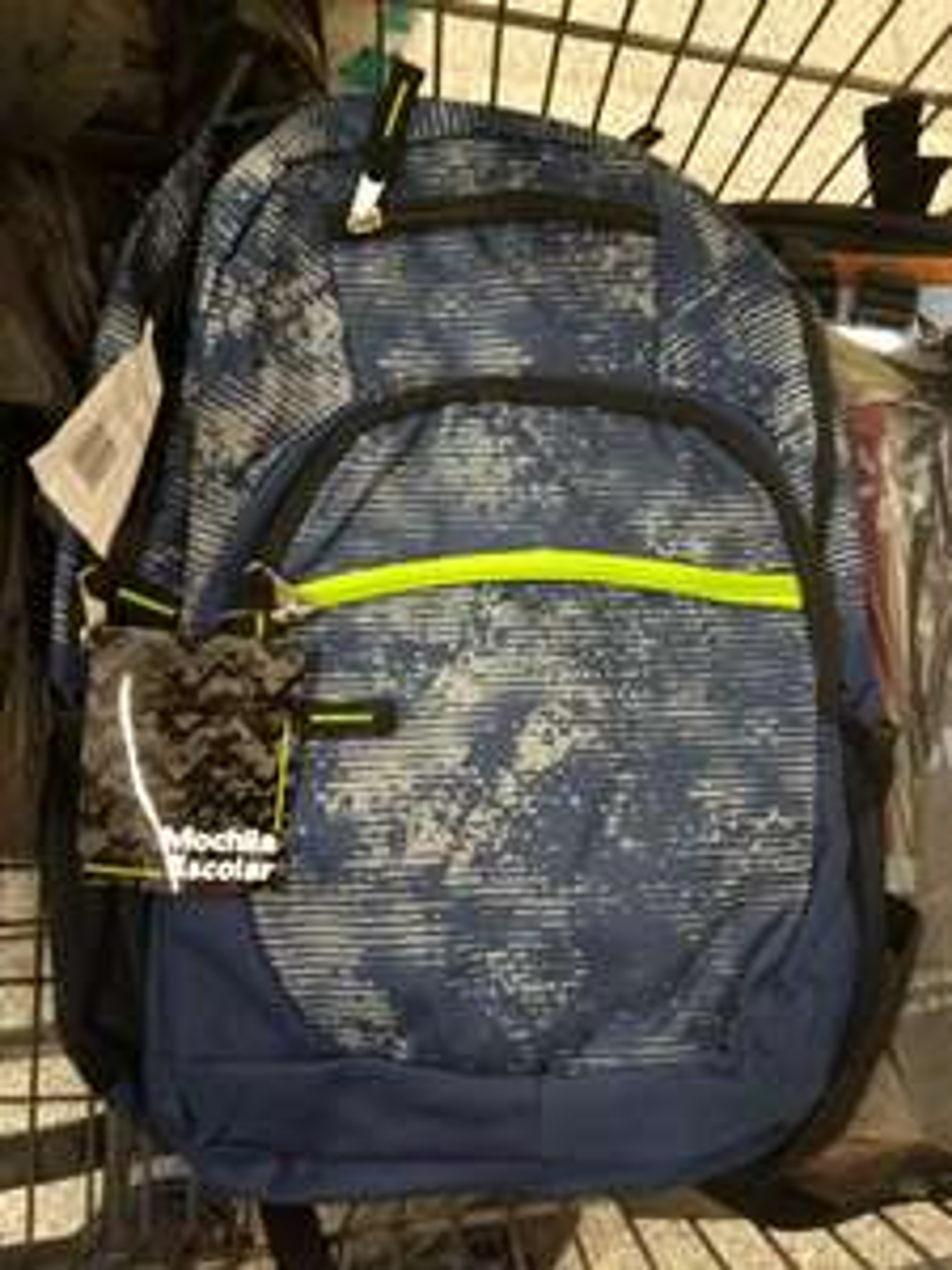 Walmart Rosario: mochilas a $10.03