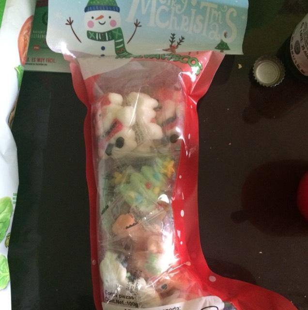 Walmart Durango: Dulces navideños a $15.03
