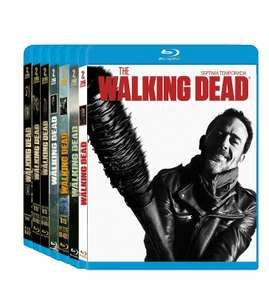Amazon : The Walking Dead Temporadas 1-7 en Bluray
