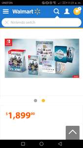 Walmart: Fire Emblem Warriors Nintendo Switch Special Edition
