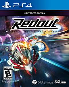 Amazon MX: Redout para PS4 de $999 a $499