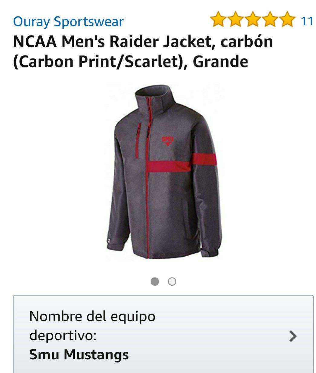 Amazon: Chamarra deportiva Ouray Sportswear talla G