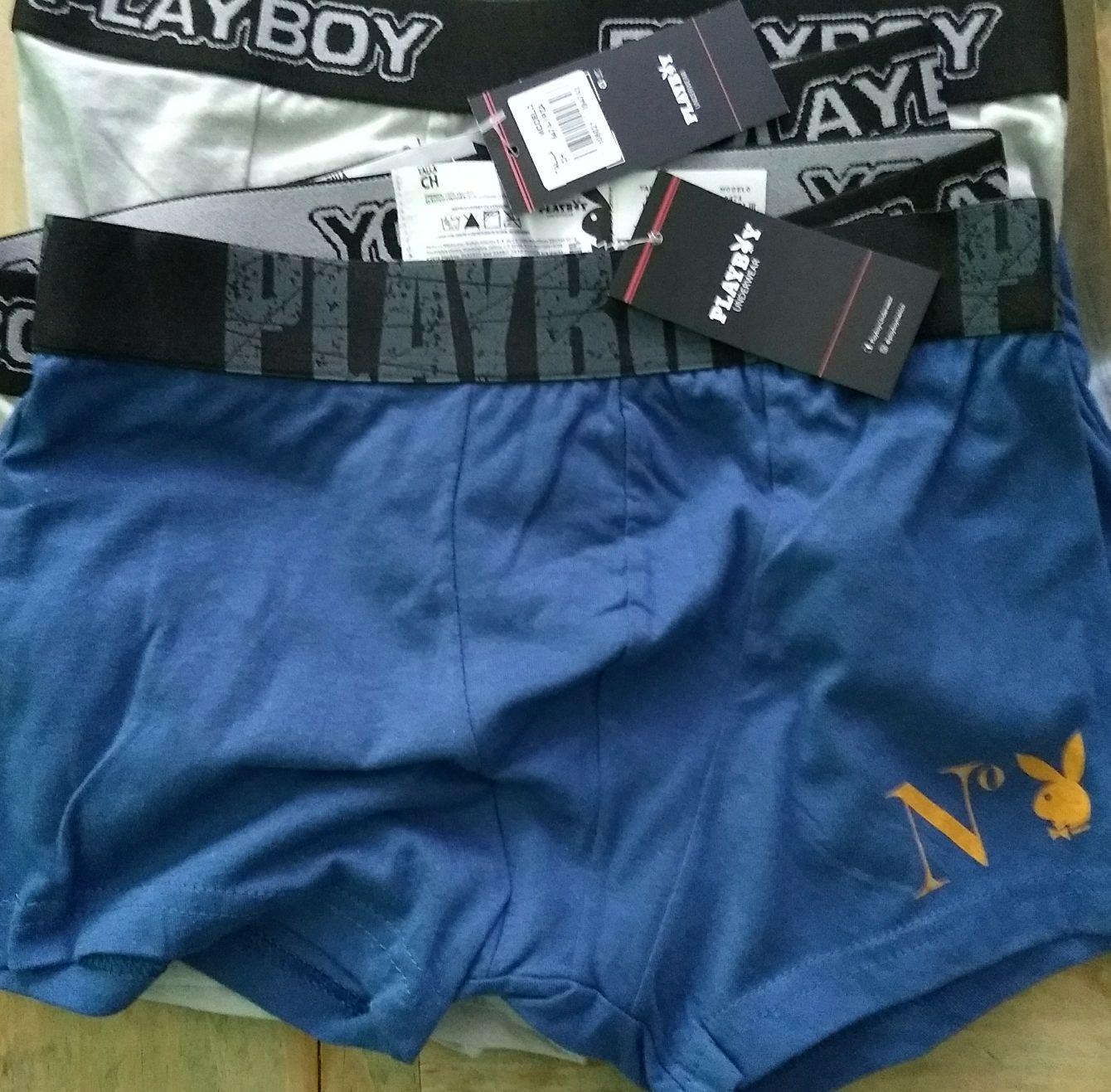 Walmart arboledas Boxer Playboy