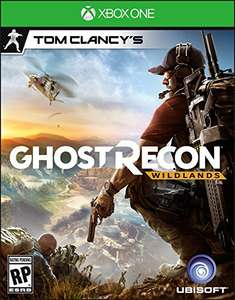 Amazon: Tom Clancy's Ghost Recon Wildlands para Xbox One