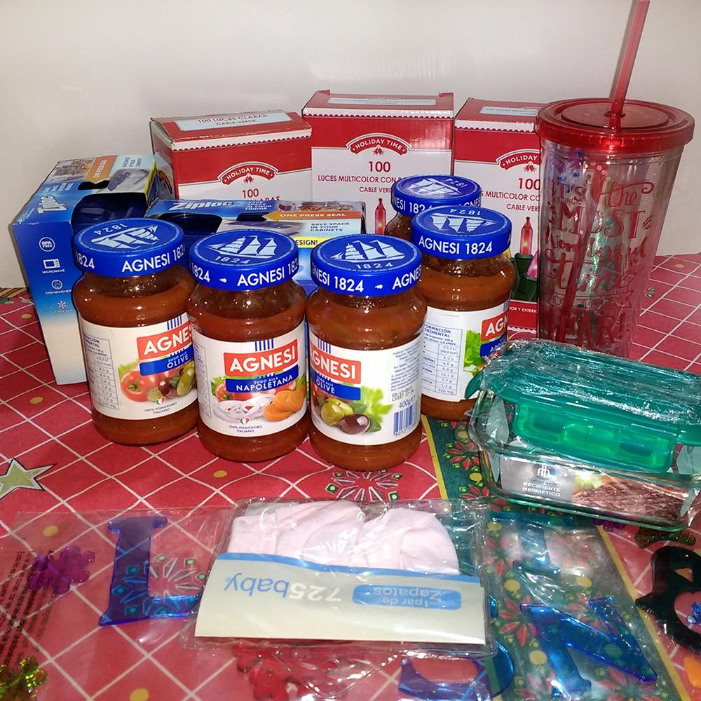 Walmart: Salsa de Tomate AGNESI Arrabiata, Napoletana y Olive, contenedores Zipploc, café Taster's Choice, Desodorante Speed Stick