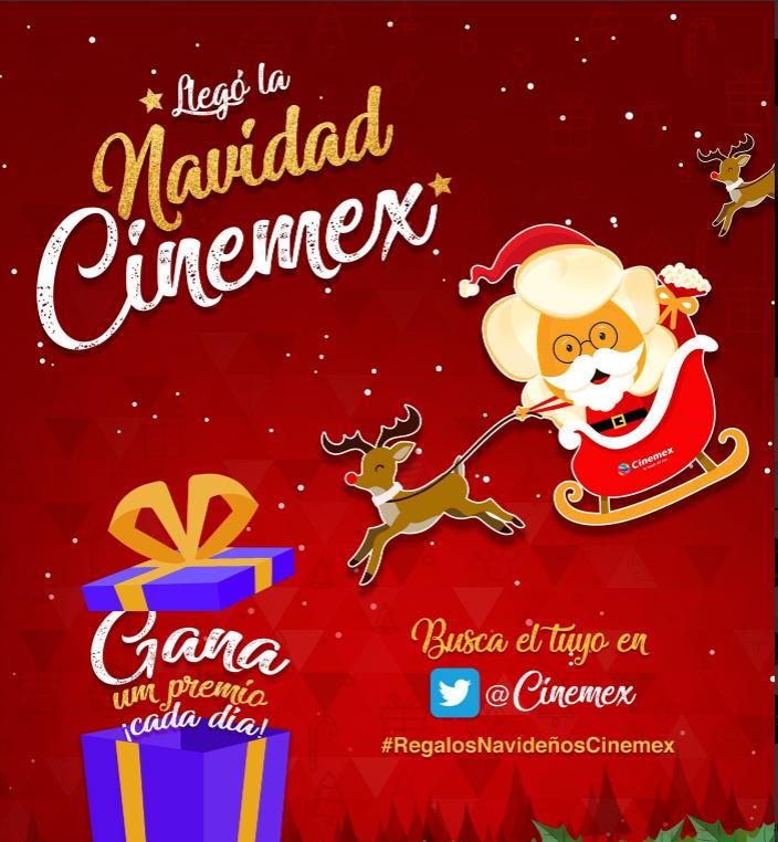 CINEMEX: POST-Navidad DIA 8