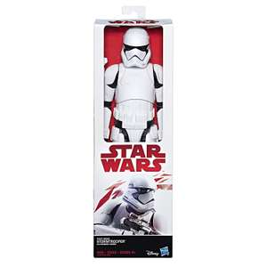Bodega Aurrerá: Star Wars Figura de Acción Hero Series, First Order Stormtrooper