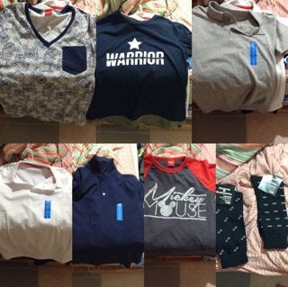 Walmart Mérida Norte: Camisa warrior a $10.02 y más