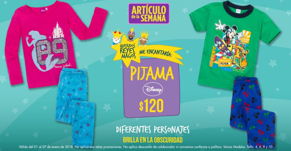 Suburbia: Articulo de la semana Pijama  tallas 4 a la 10