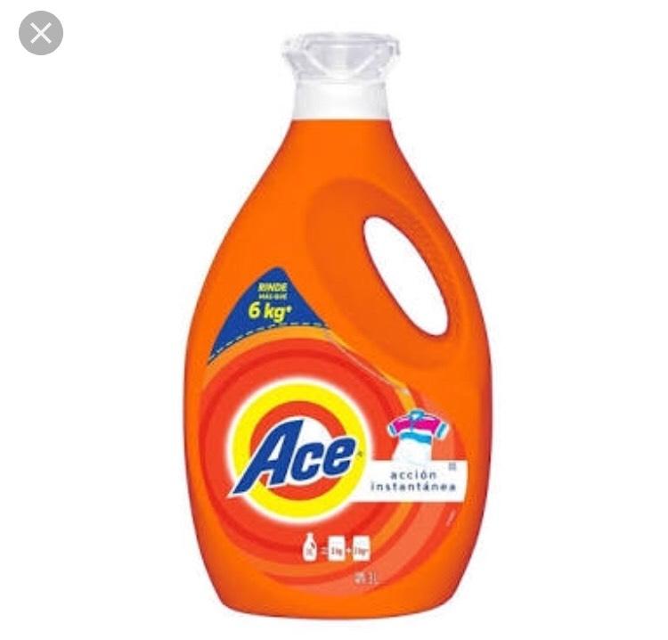 Walmart: Ace líquido concentrado 3L