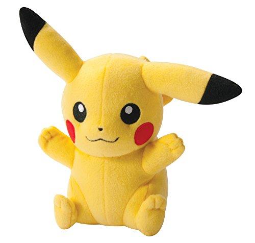Amazon: Pikachu de peluche Oferta Relámpago PRIME