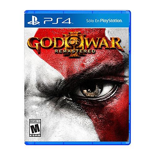 Amazon y Soriana: God of War 3 Remastered para PS4