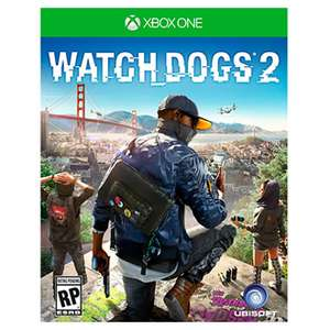 Soriana: Watchdogs 2 Xbox one